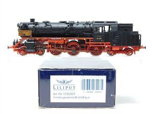 HO Scale Liliput German DRG BR62 Era II 4-6-4 Steam Locomotive #62-002