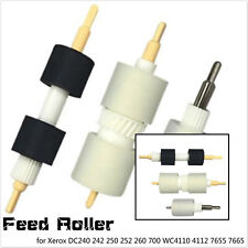2 Set Feed Roller Separation Roller for Xerox DC240 242 250 252 260 WC4110 4112
