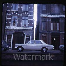 1971 amateur Kodachrome photo slide Holland Netherlands Mercedes Benz car