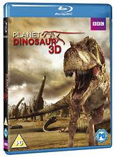 PLANET DINO 3D - BLU-RAY - REGION B UK