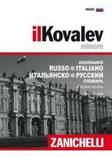 DIZIONARIO Il Kovalev minore dizionario russo italiano TERZA EDIZIONE