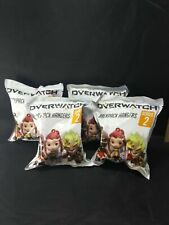 Overwatch Backpack Belt Clip Hangers Mystery Blind Bag NEW Lot Of 4 Series 2