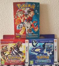 Pokemon Omega Ruby y Alpha Sapphire Limited Edition Nintendo 3DS/2DS Nuevo New