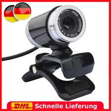 12MP USB Webcam Stand Kamera HD Camera Mit Mikrofon für Computer PC Laptop Mac