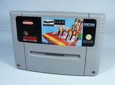 THEME PARK für Super Nintendo - nur SNES Spiel Modul parc