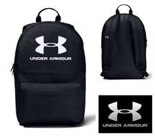 Under Armour Backpack Gym School Bag Sports Loudon Storm Rucksack Laptop Black