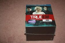 True Blood: The Complete Series (Blu-ray Disc, 2014, 33-Disc Set, Includes Digit