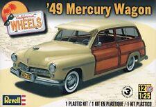 Revell Monogram 1949 MERCURY WOODY WAGON plastic model kit 1/25