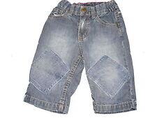H & M tolle Jeans Hose Gr. 68 mit Knieflicken !!