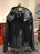 Superdry Hooded  Wind Yachter Jacket ~ 100% Genuine ~ Size Large