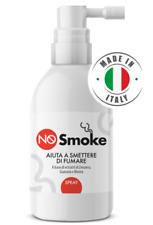 NOSMOKE spray AIUTO smettere di fumare NO nicotina NO assuefazione Compra QUI