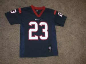 Houston Texans ARIAN FOSTER Football Jersey youth Small Team NFL Apparel