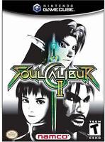 Soul Calibur 2 II Nintendo Gamecube Game Only