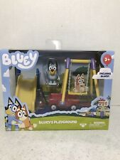 Bluey Mini Playset - Series 3 - Bluey's Playground (Includes Bluey)