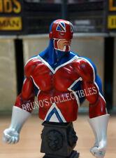 Bowen Designs Captain Britain 80s Version Bust Marvel Statue from Excalibur