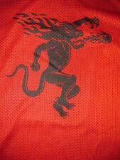 Fireball Cinnamon Whisky Dragon Basketball Jersey #66 Sz Xl Bar Nba Athletics