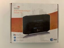 AT&T Sierra Wireless Mobile Hotspot WiFi Elevate 4G Router 65260 used