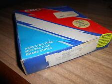NOS EBC Rear Brake Shoes 2004-2009 Suzuki LT-Z250 QuadSport Z 636