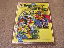 Mayfair Games DC Heroes World in the Balance sourcebook shrink wrap