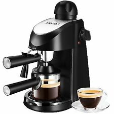 Espresso Machine Single Serve Coffee Bar Machine Pod Coffee Maker with Frother
