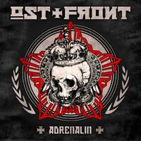 OST+FRONT - ADRENALIN (DELUXE EDITION)  2 CD NEU