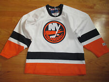 Vintage CCM NEW YORK ISLANDERS (Boys LG) Hockey Jersey