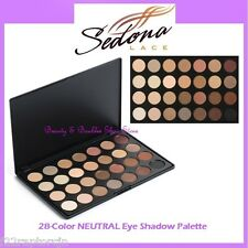 ❤️⭐ NEW Sedona Lace 😍🔥👍 28-Color NEUTRAL Eye Shadow Palette 💎💋 Nude Warm