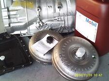 Öl Oelwechsel statt spülen Jaguar Rang Rover Land Automatikgetriebe alle 5Gang