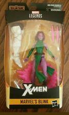 X-men Blink action figure marvel legends series Caliban baf toy