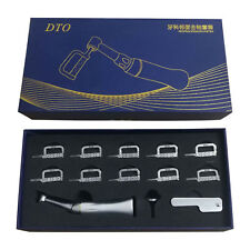 Dental 4:1 Stripping IPR Reciprocating Contra Angle + 10 Interproximal Strips