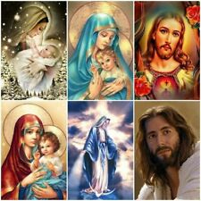 Diamond Painting Religious Icon Embroidery Cross Stitch Mosaic Full Square Gift