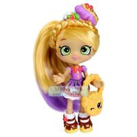 Shopkins Shoppies Pam Cake Doll with 2 Exclusive Shopkins Accessories & VIP Card