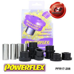 PFR17-208 Powerflex Black For Ferrari 355 (94-99) Rr Lower Wishbone Inner Bushes