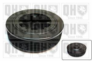 Quinton Hazell Replacement Crankshaft Damper Belt Pulley Crankshaft - QCD105