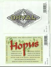 PUBLICITE ORVAL- HOPUS