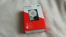 "Western Digital Red NAS 3TB 3.5"" 6Gbp/s Hard Drive Brand New 3 Year Warranty"