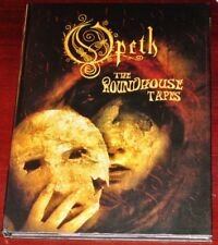 Opeth: The Roundhouse CINTAS DVD 2008 PEACEVILLE Alemania dvdvile11 DIGIBOOK