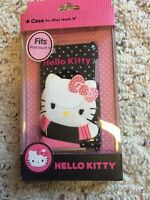 HELLO KITTY  CASE FOR iPOD TOUCH 4 New!