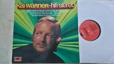 Kai warner hi-fi stéréo 70s LP