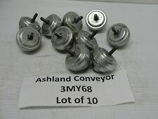 Ashland Conveyor 3MY68 Ball Roller. (Lot of 10) $40.00 ($4.00 ea).