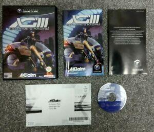 Extreme G3 XGIII Nintendo GameCube PAL CIB