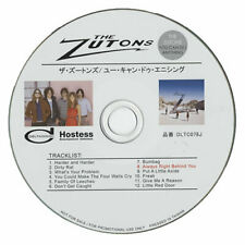 Zutons You Can Do Anything 2 CD album (Double CD) Japanese promo