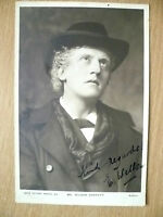 Postcard- Theater Actors MR WILSON BARRETT, No. 104 E