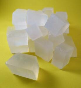 Melt and Pour Soap Base- Clear Transparent Soap Making SLS Free