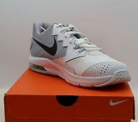 Nike Air Max Crusher 2 White Black Wolf Grey Men's Running Shoes Sneakers NEW