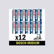 12x Bosch Iridium Spark Plugs pour MERCEDES W211 2.6 3.2 LPG seulement E240 E320 M112