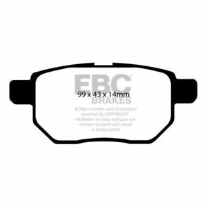 EBC DP31947C Rear Disc Brake Pad Set For 2009-2010 Pontiac Vibe NEW