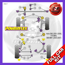 Volvo V70-Mk2 D5  Powerflex Complete Bush Kit