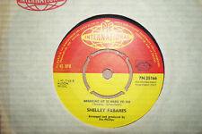 SHELLEY FABARES,  BREAKING UP IS HARD TO DO,  PYE RECORDS 1962