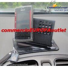 SUPPORTO ROTABILE AUTO 360° ADATTO PER NAVIGATORE CELLULARE MP4 IPAD clips